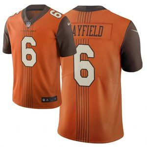 Browns Baker Mayfield City Jersey
